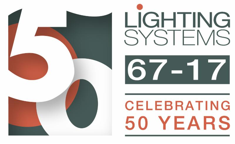 Lighting Systems Celebrates 50th Anniversary